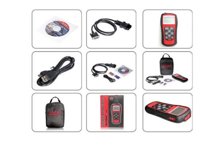 Autel MaxiScan MS509 OBD2 Engine Fault Diagnostic Scanner